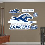 NCAA Longwood University Logo Wall Decal Sticker Wall Decal