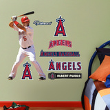 Los Angeles Angels Albert Pujols - Home Fathead Jr. Wall Decal Sticker Wallstickers