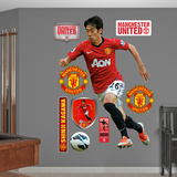 Manchester United Shinji Kagawa Wall Decal Sticker Wall Decal