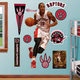 Toronto Raptors DeMar DeRozan Wall Decal Sticker Wall Decal
