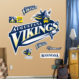 NCAA Augustana College Logo Wall Decal Sticker Wall Decal
