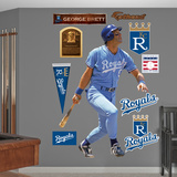 Kansas City Royals George Brett Wall Decal Sticker Wall Decal