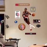 Portland Trail Blazers Clyde Drexler Jr. Wall Decal Sticker Wall Decal