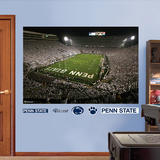 Penn State White Out Stadium Mural 2011 Decal Sticker Wall Decal