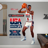 USA Basketball David Robinson 1992 Dream Team Wall Decal Sticker Wall Decal