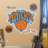 NBA NY Knicks 2011-2012 Logo Wall Decal Sticker Wall Decal