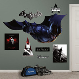 Batman Arkham City Wall Decal Sticker Wall Decal