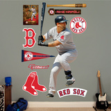 Boston Red Sox Mike Napoli Wall Decal Sticker Wall Decal