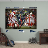 NFL Seattle Seahawks Marshawn Lynch Wall Decal Sticker Wall Decal