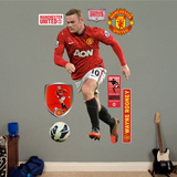 Manchester United Wayne Rooney Wall Decal Sticker Wall Decal