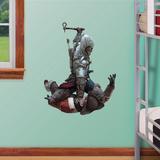 Attacco di Connor, junior (sticker murale) Decalcomania da muro