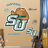NCAA Stetson U Logo Wall Decal Sticker Wall Decal