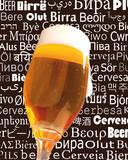 Bier Metallic-Druck