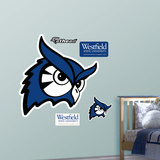NCAA Westfield State College Logo Wall Decal Sticker Wall Decal