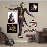 DC Comics Joker Arkham City Wall Decal Sticker Wall Decal