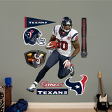 NFL Houston Texans Andre Johnson - Away Wall Decal Sticker Wall Decal