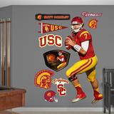 NCAA Matt Barkley USC Trojans 2013 Wall Decal Sticker Wall Decal