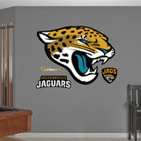 NFL Jacksonville Jaguars 2013 Logo Wall Decal Sticker Wall Decal