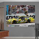 Nascar Carl Edwards 2013 Flip Mural Decal Sticker Wall Decal