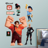 Wreck-It Ralph Collection Wall Decal Sticker Wall Decal