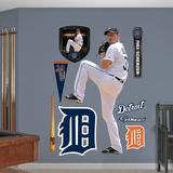 Detroit Tigers Max Scherzer Wall Decal Sticker Wall Decal