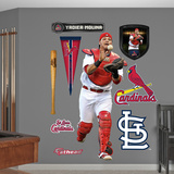 St. Louis Cardinals Yadier Molina Wall Decal Sticker Wall Decal