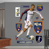 MLS Alvaro Saborio 2013 Wall Decal Sticker Wall Decal