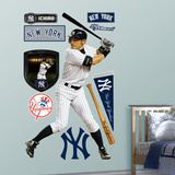New York Yankees Ichiro Wall Decal Sticker Wall Decal