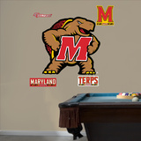 NCAA Maryland Terrapins 2012 Logo Wall Decal Sticker Wall Decal