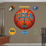 NCAA UCLA Bruins Basketball Logo Wall Decal Sticker Wall Decal