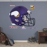 Minnesota Vikings 2013 Helmet Wall Decal Sticker Wall Decal