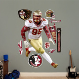 NCAA Bjoern Werner Florida State Seminoles Wall Decal Sticker Wall Decal