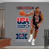 USA Basketball Magic Johnson 1992 Dream Team Wall Decal Sticker Seinätarra