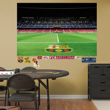 FC Barcelona Stadium Mural Decal Sticker Wall Decal