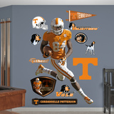 NCAA/NFLPA Cordarrelle Patterson Tennessee Volunteers Wall Decal Sticker Wall Decal
