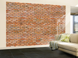 Brickwall Wallpaper Mural