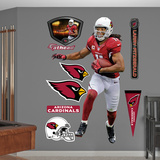 NFL Arizona Cardinals Larry Fitzgerald - Home Wall Decal Sticker Wall Decal