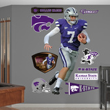NCAA/NFLPA Colin Klein Kansas State Wildcats 2013 Wall Decal Sticker Wall Decal