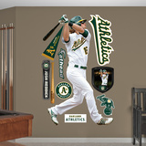 Oakland Athletics A's Josh Reddick Wall Decal Sticker Wall Decal