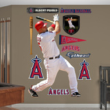 Los Angeles Angels Albert Pujols Wall Decal Sticker Wallstickers