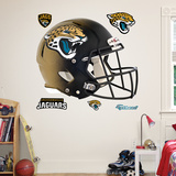 Jacksonville Jaguars 2013 Helmet Wall Decal Sticker Wall Decal