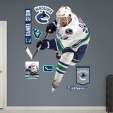 NHL Vancouver Canucks Daniel Sedin Wall Decal Sticker Wallstickers