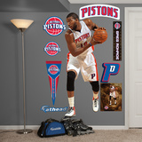 Detroit Pistons Greg Monroe Wall Decal Sticker Wall Decal