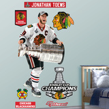 NHL Chicago Blackhawks Jonathan Toews: 2013 Stanley Cup Wall Decal Sticker Wall Decal