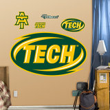 NCAA Arkansas Tech Logo Wall Decal Sticker Wall Decal