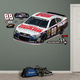 Nascar Dale Earnhardt Jr. 2013 National Guard Car Wall Decal Sticker Wall Decal