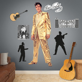 Elvis Presley - The Memphis Flash Wall Decal Sticker Wall Decal