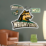 NCAA Wright State Wall Decal Sticker Wall Decal