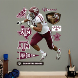Damontre Moore Texas A&M Aggies Wall Decal Sticker Wall Decal