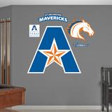 NCAA Texas Arlington Mavericks Logo Wall Decal Sticker Wall Decal